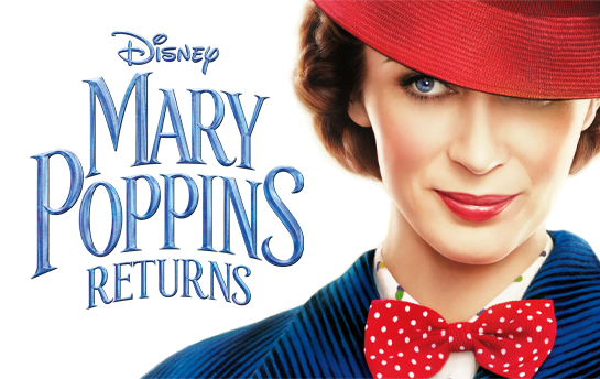 Mary Poppins Returns | Display Ad & Social Campaign