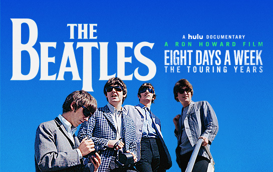 The Beatles | Display Ad Campaign
