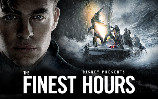 The Finest Hours  | Display Ad Campaign