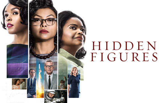 Hidden Figures | Display Ad Campaign
