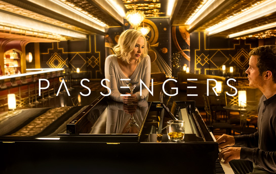 Passengers | Display Ad Campaign
