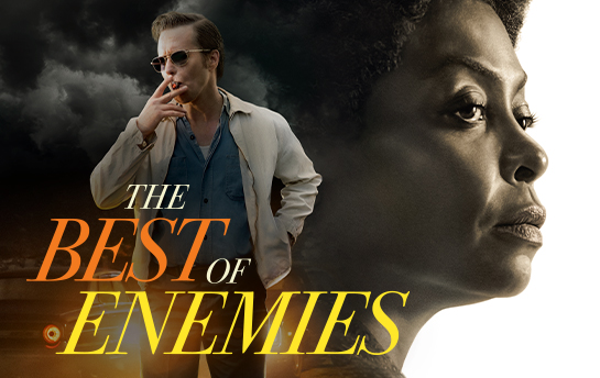 The Best of Enemies | Display Ad Campaign