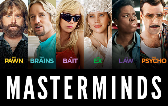 Masterminds | Display Ad Campaign