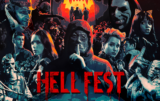 Hell Fest | Display Ad Campaign