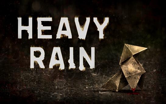 Heavy Rain   Display Ad Campaign