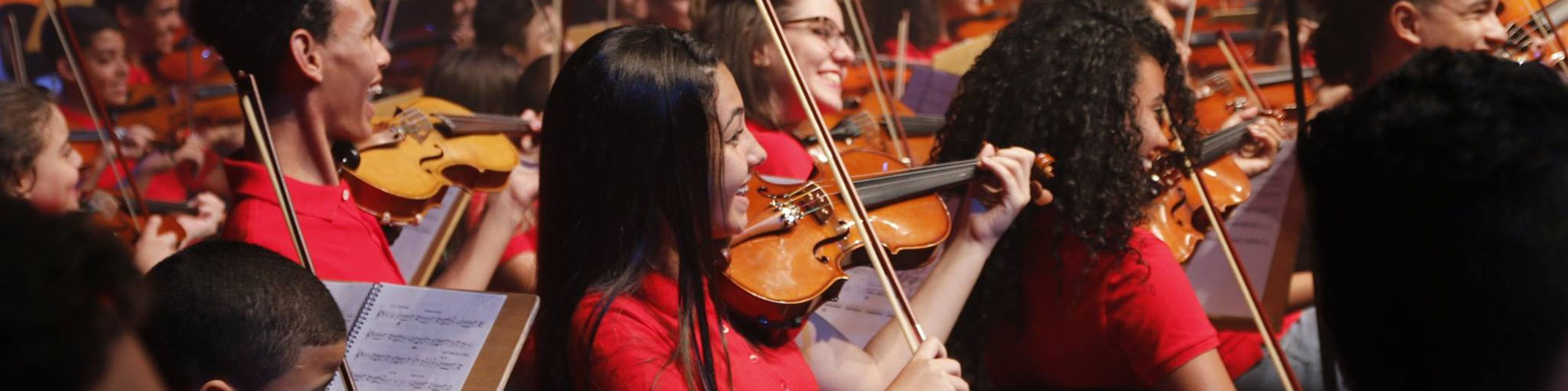 Projeto Locomotiva 10 anos: Orquestra infantojuvenil apresenta concerto gratuito na Unibes Cultural