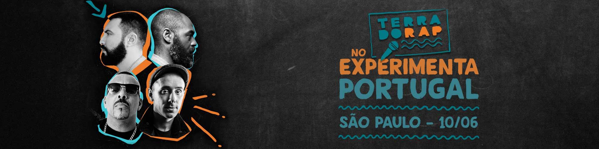 Com Vinicius Terra, Dexter, NBC e Keso, festival gratuito Terra do Rap acontece em 10 de junho (até 10/06, às 17h)