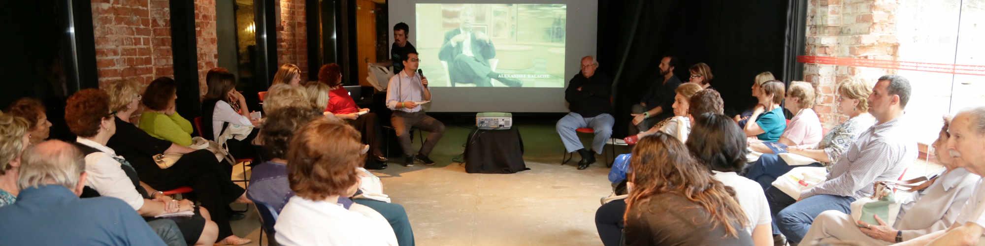 Programação do Festival Lab60+ 2018 é lançada na Unibes Cultural