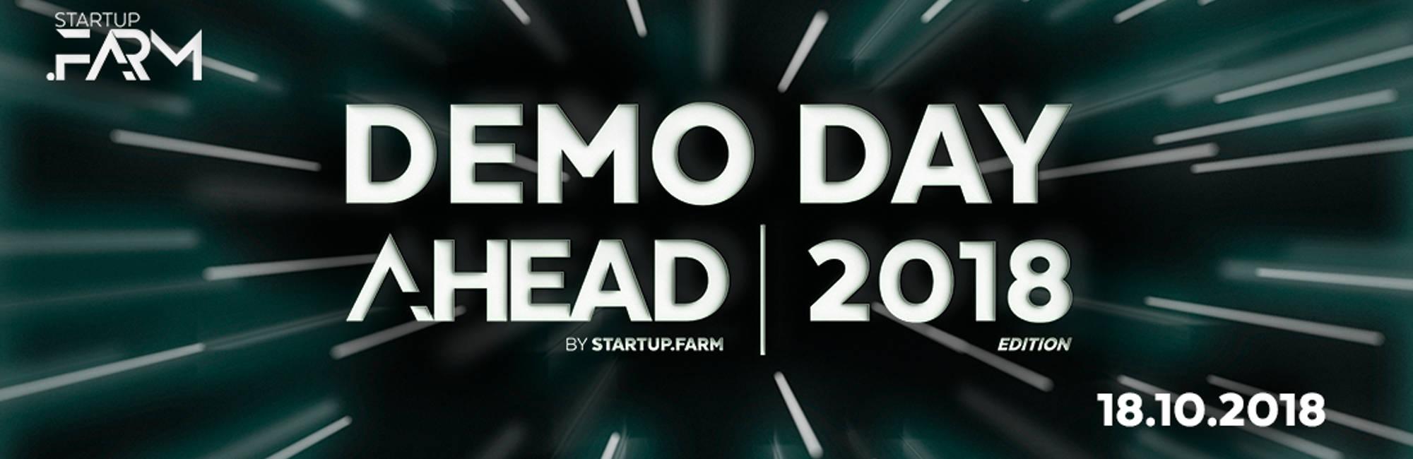 23º Demo Day da Startup Farm reúne melhores turmas do programa Ahead