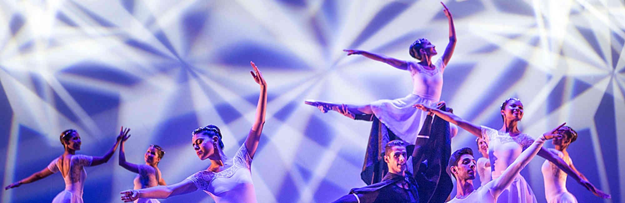 "Cia Ballet dos Cegos apresenta espetáculo ""Encantos"" neste domingo (14/10)"
