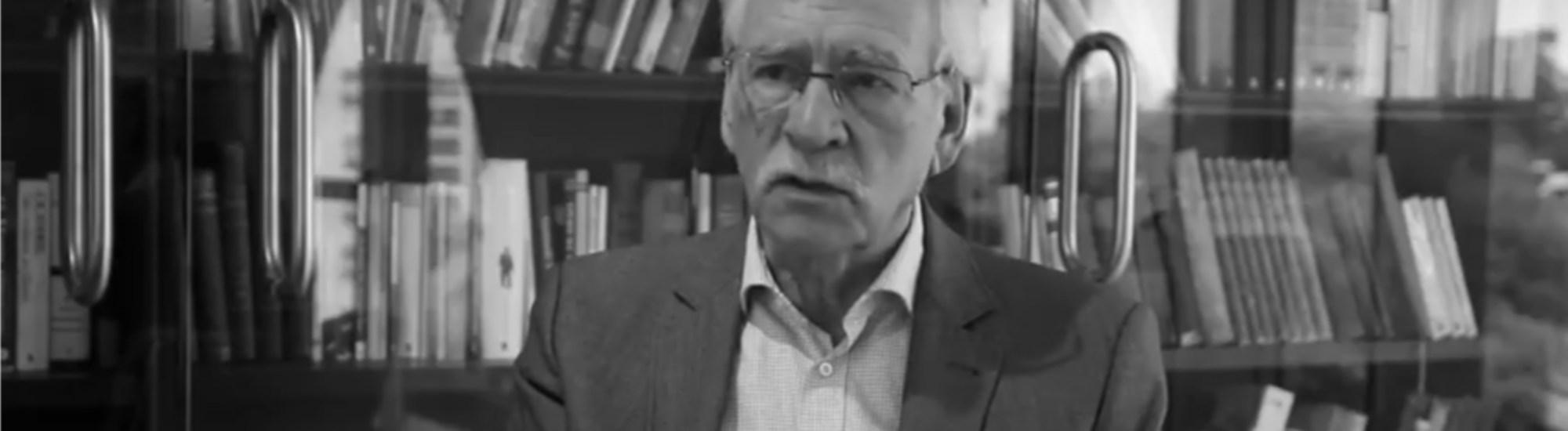 """""""O Judaísmo foi a primeira religião que cuidou do descanso do ser humano"""", explica Raul Meyer"""