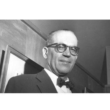O escritor João Guimarães Rosa (1908 – 1967)/Reprodução