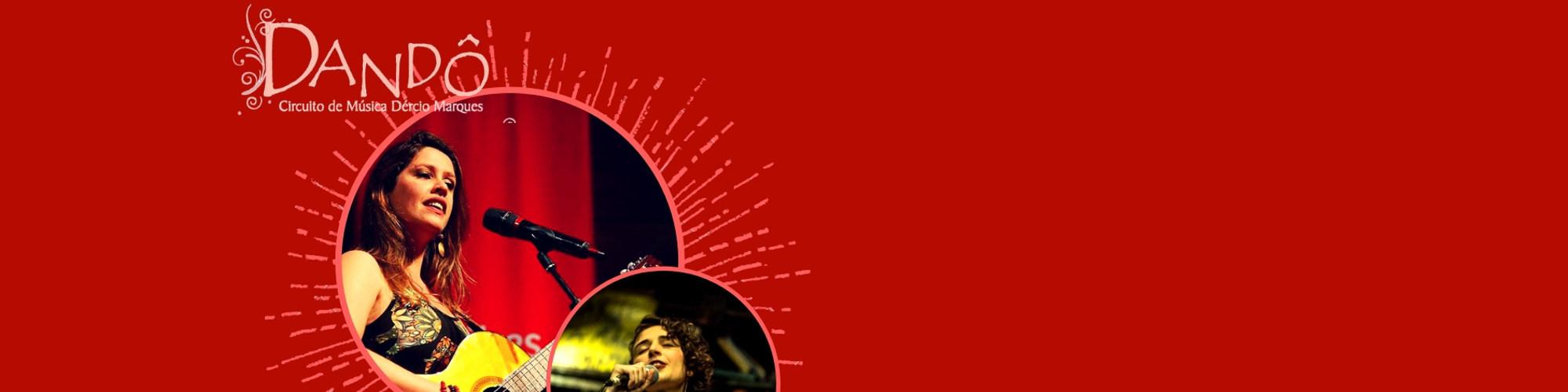 Manu Saggioro se apresenta na última edição de 2018 do Dandô – Circuito de Música Dércio Marques