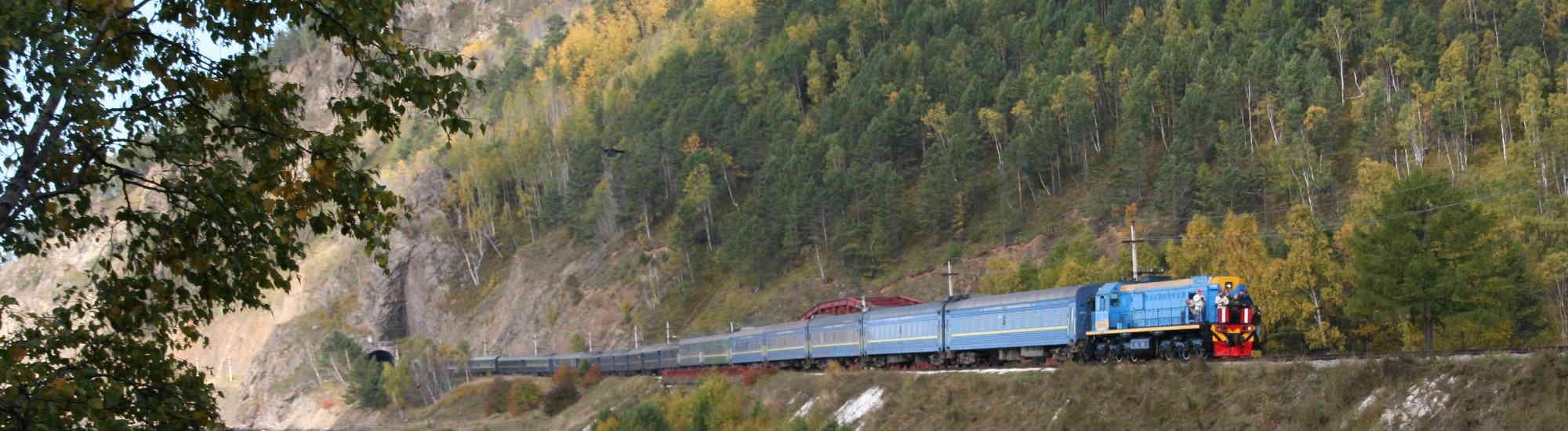 Viagem de trem no Grande Expresso Transiberiano é tema de palestra gratuita