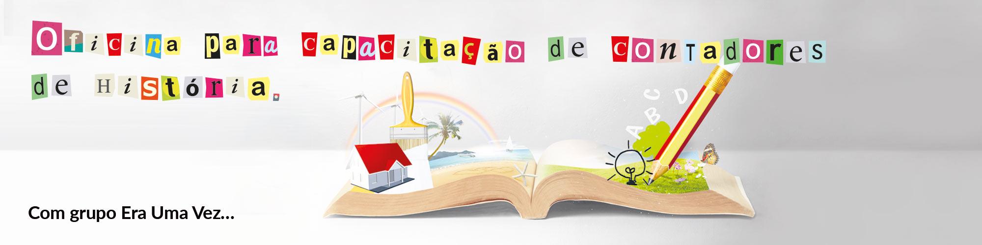 Grupo Era Uma Vez… oferece mais 1 oficina gratuita de contação de história