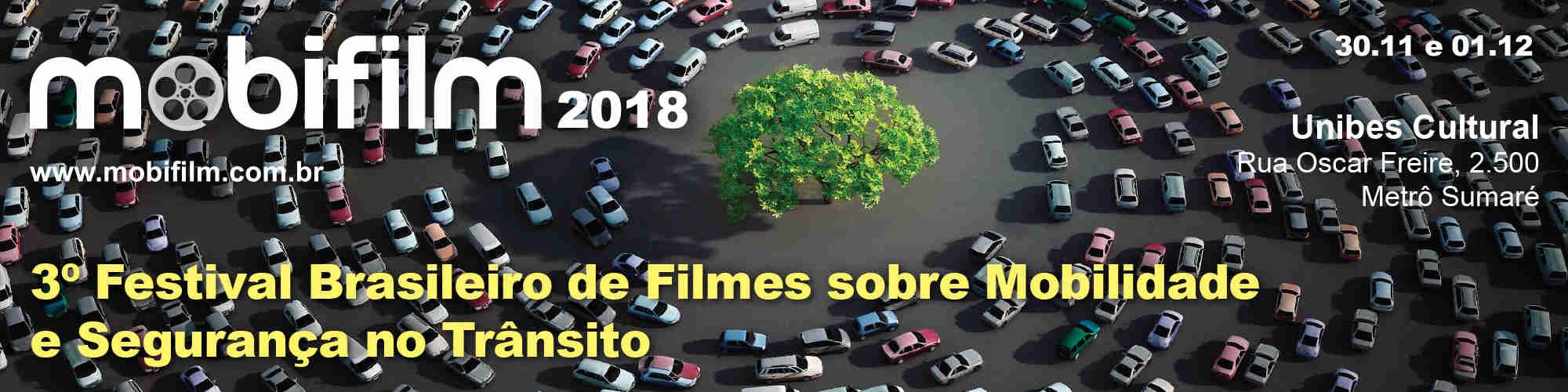 3ª edição do festival MOBIFILM oferece seminário sobre trânsito mais seguro