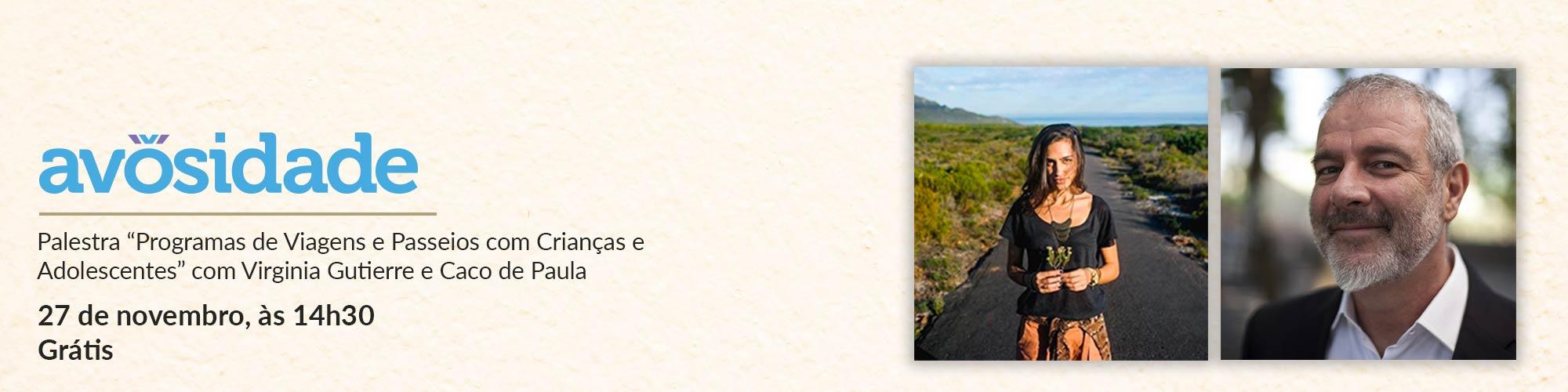 """avŏsidade realiza palestra """"Programas de Viagens e Passeios com Crianças e Adolescentes"""""""