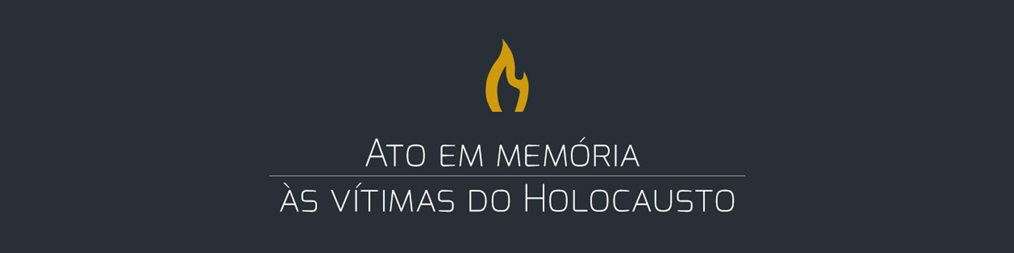 Ato em memória às vítimas do Holocausto tem participação de Leandro Karnal
