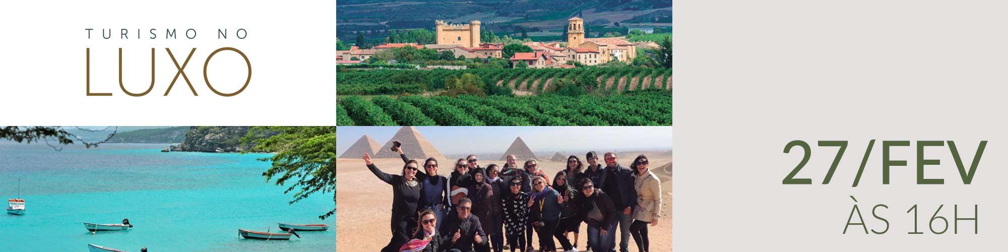 Fórum Turismo no Luxo destaca novas experiências e destinos inovadores no setor