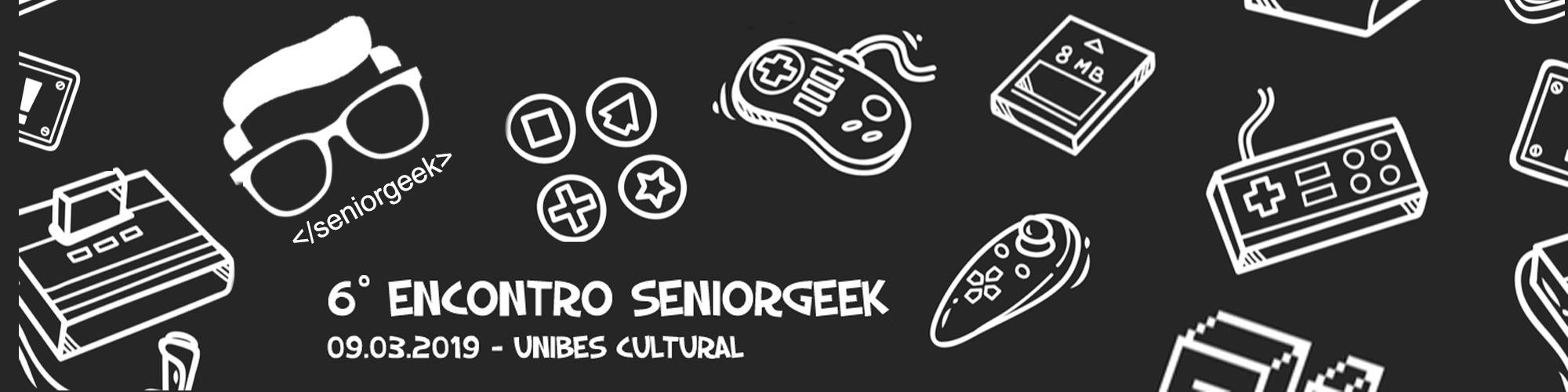 6º Encontro SeniorGeek discute inovação e benefícios dos games