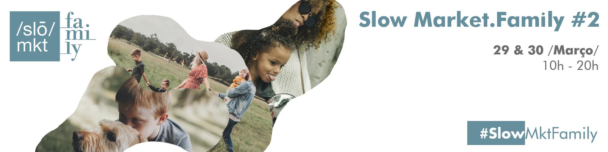 """""""Slow Market Family"""" ensina estilo de vida mais saudável a partir do universo infantil"""