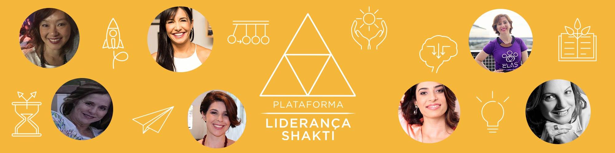 """""""Liderança Shakti"""", plataforma que enaltece qualidades femininas nos negócios, discute """"Mulheres e Suas Curas"""""""