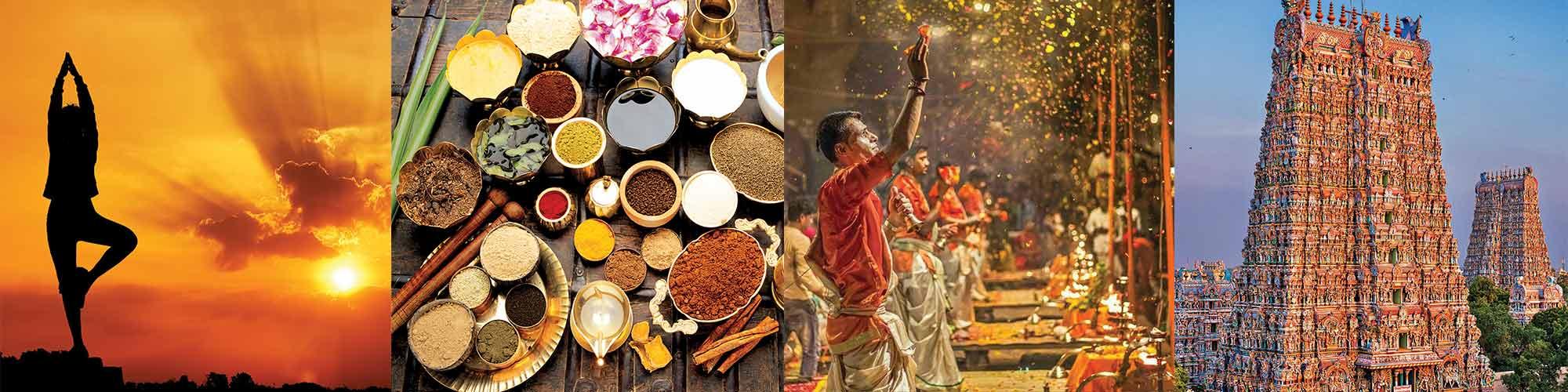 """""""Índia: Experiências Inesquecíveis"""": quatro dias de imersão na cultura e na diversidade indianas"""