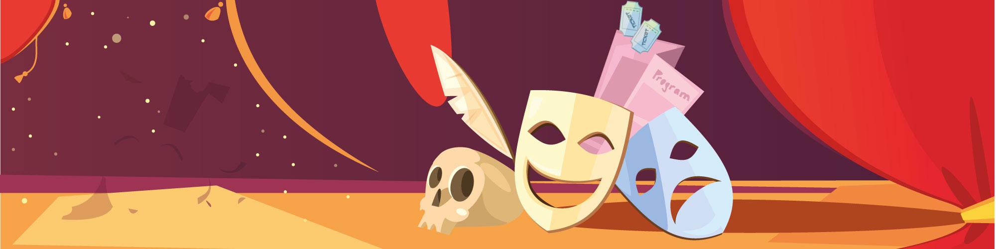 """""""Shakespeare de Bolso"""": com muito humor, peça revive obras do dramaturgo inglês"""