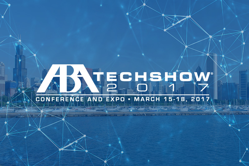UniCourt at ABA Techshow 2017 in Chicago