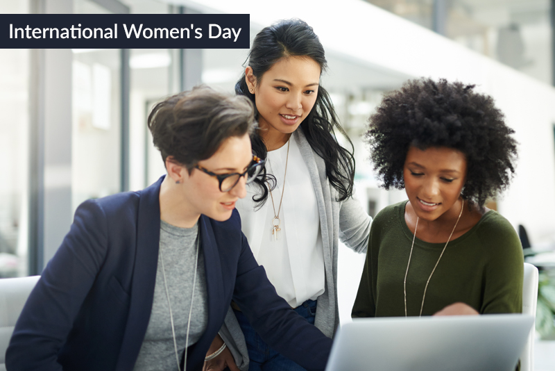 International Women's Day – Celebrating Women in Legal Tech
