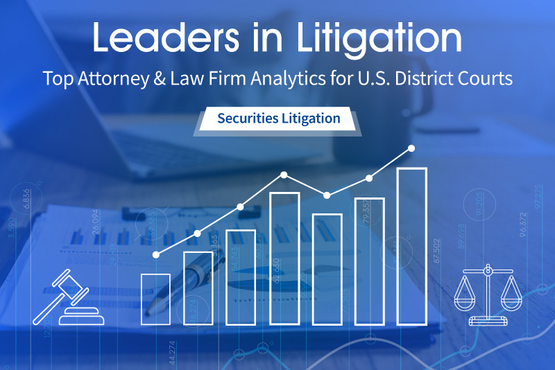 UniCourt Legal Analytics Reports – U.S. District Courts Securities Litigation 2019