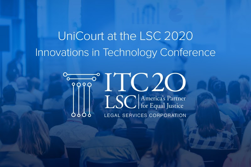 UniCourt Heads to the LSC 2020 Innovation in Technology Conference