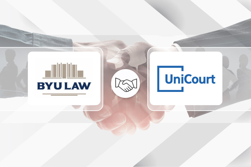 BYU Law Partners with UniCourt to Bring Trial Court Data to Law School