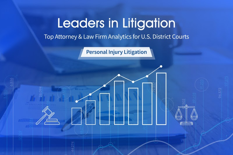 UniCourt Legal Analytics Reports – U.S. District Courts Personal Injury Litigation 2019