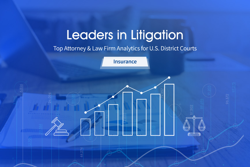 UniCourt Legal Analytics Reports – U.S. District Courts Insurance Litigation 2019