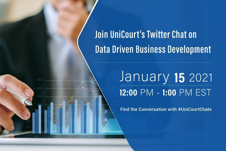 Join UniCourt's Conversation on Data Driven Business Development