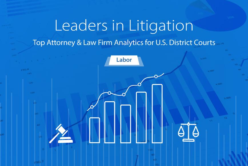UniCourt Legal Analytics Reports – U.S. District Courts Labor Litigation 2020