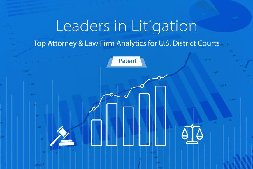 UniCourt Legal Analytics Reports – U.S. District Courts Patent Litigation 2020