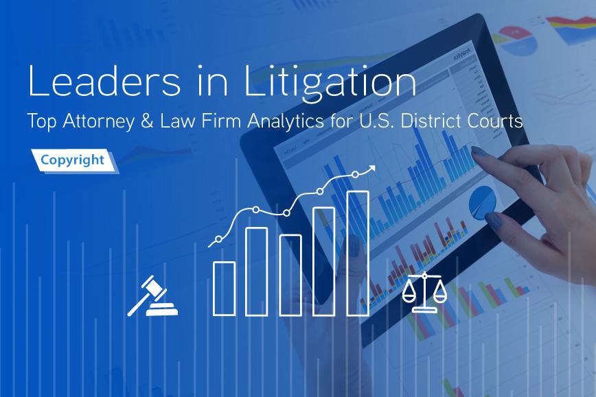 UniCourt Legal Analytics Reports – U.S. District Courts Copyright Litigation 2020