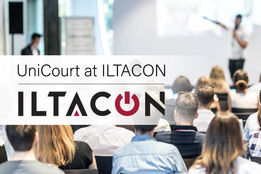 UniCourt Heads to ILTACON 2021