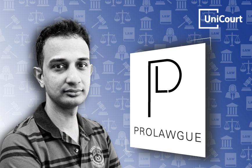 Prolawgue Interview with UniCourt CTO Prashanth Shenoy