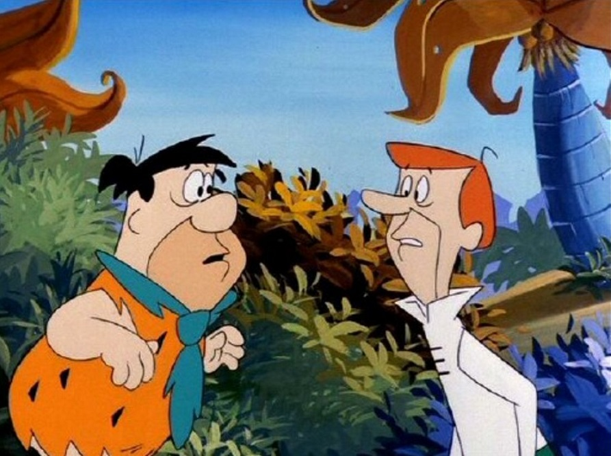 Why Fred Flintstone Should Work With George Jetson – Use Court Data For Business Development