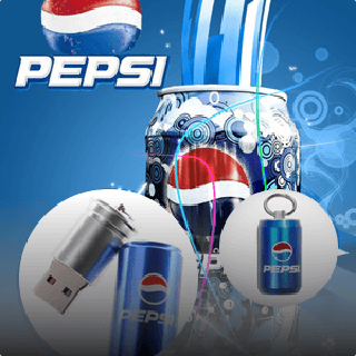 Unified Manufacturing ProtfolioPepsi Can USB
