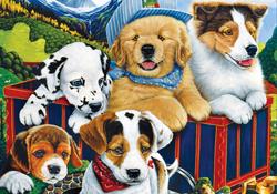 Dog Jigsaw Puzzles