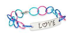 Color Link Bracelets