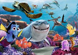 Smile! (Finding Nemo) Cartoons Jigsaw Puzzle