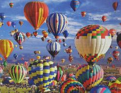 Fun in the Air Photography Jigsaw Puzzle