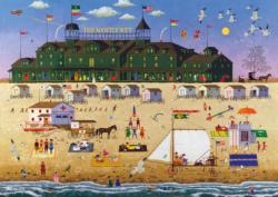 The Nantucket Beach Large Piece