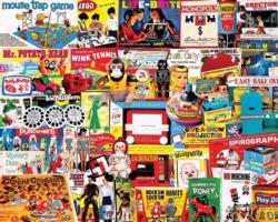 I Had One of Those Nostalgic / Retro Jigsaw Puzzle