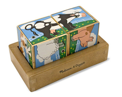Farm Sound Blocks Farm Animals Block Puzzle